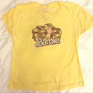 Barbie T-shirt - Yellow - Authentic